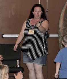 I believe VBS Director Seana has said; Be There or Be Square!
